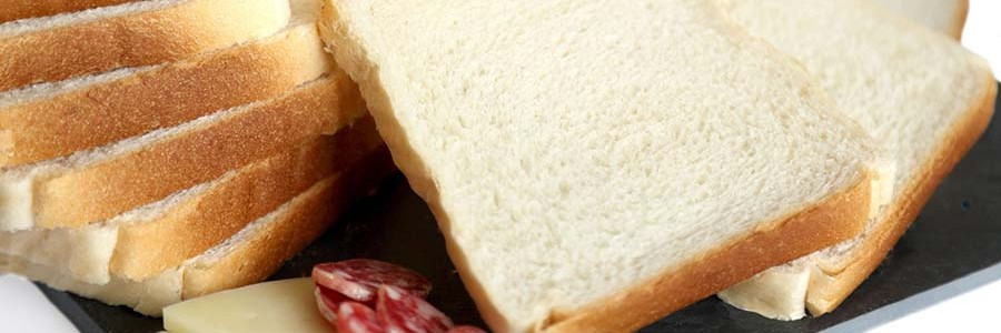 pan molde blanco